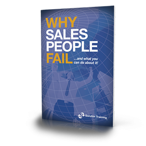 why salespeople fail